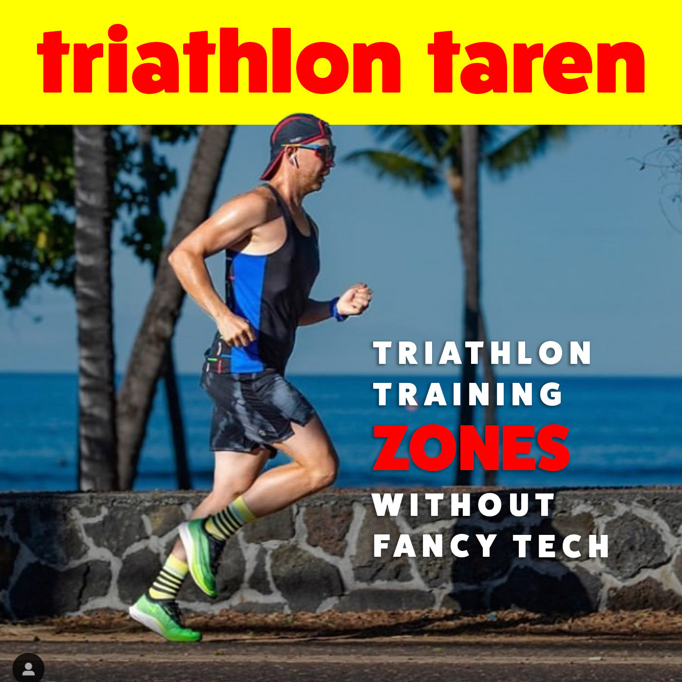 Triathlon Training Zones Without Fancy Tech