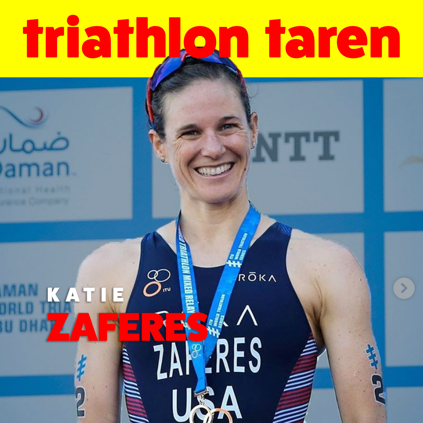 Katie Zaferes | Tiny Homes, Tokyo Crashes and Olympic Triathlon Dreams