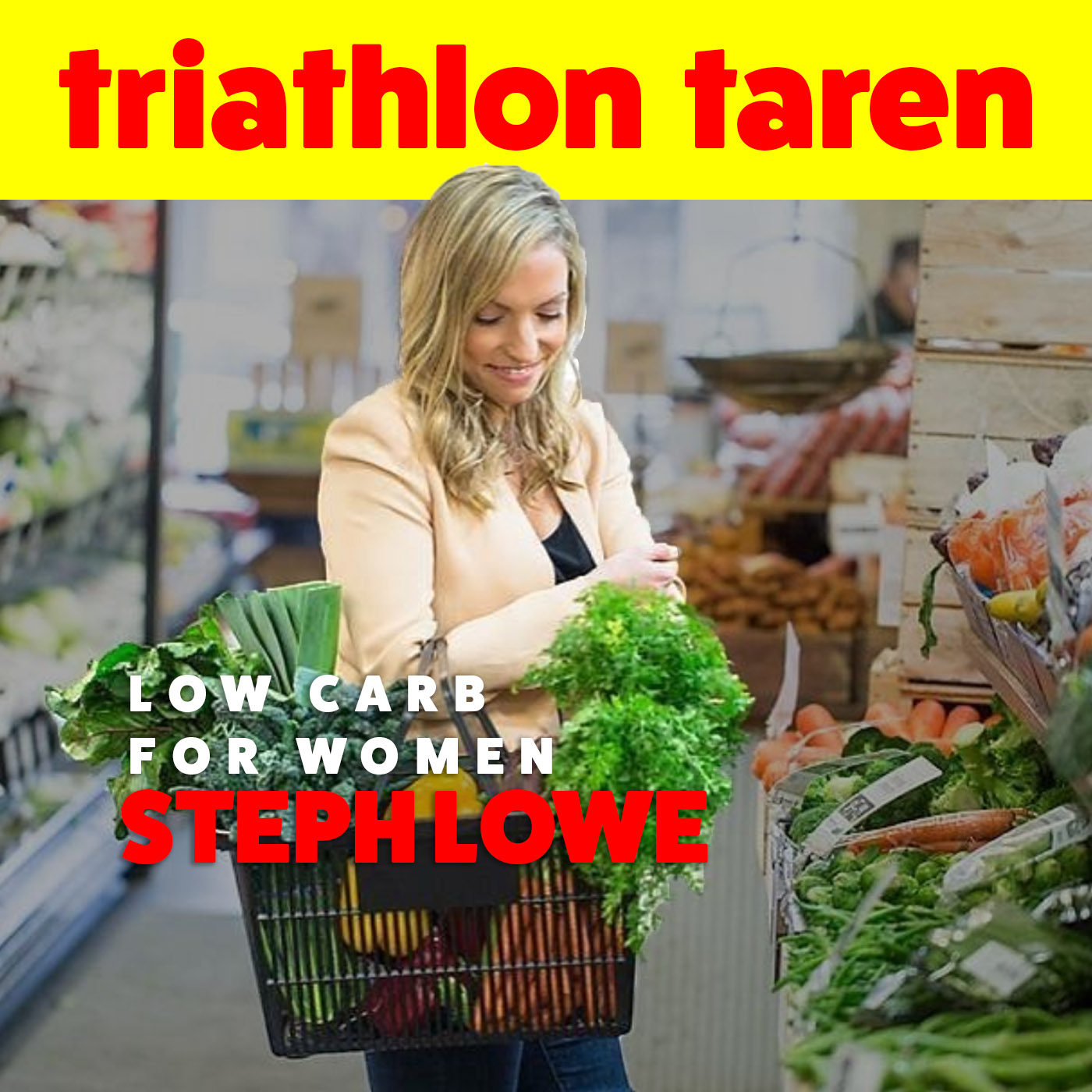 Low Carb Triathlon Training for Women with Steph Lowe