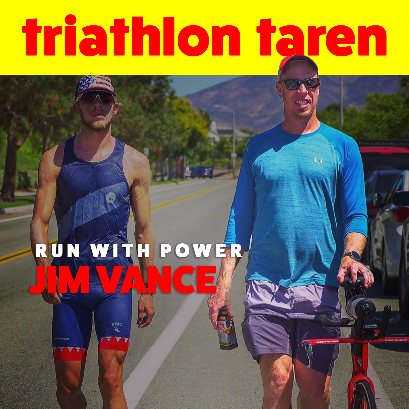 How to Run with Power: Jim Vance