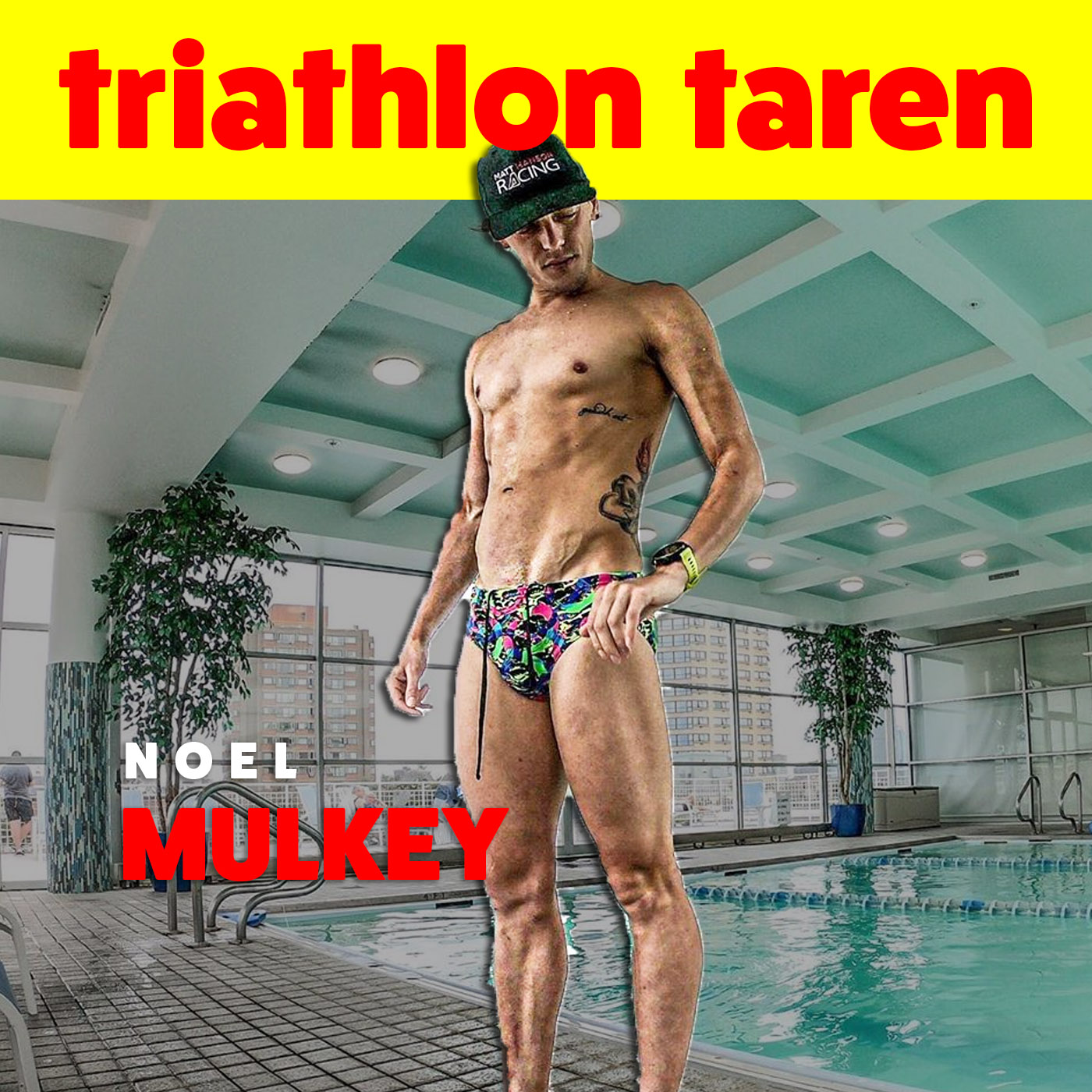 From Heroin User to World Championship Triathlete
