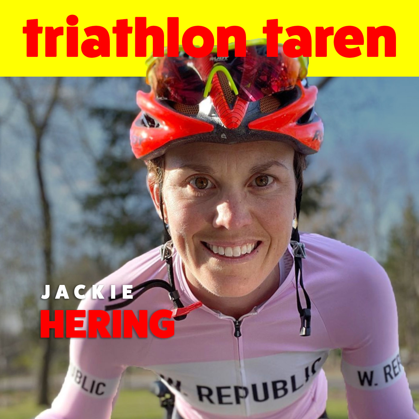 Pro triathlete stops birth control and starts winning with Jackie Hering