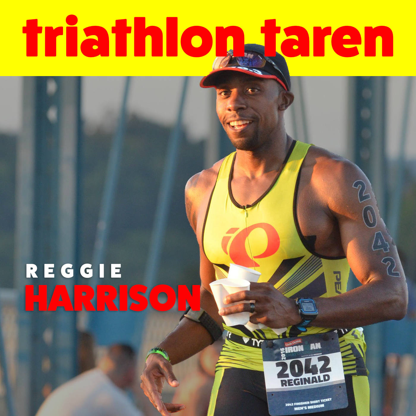 Triathlon While Black with Reggie Harrison