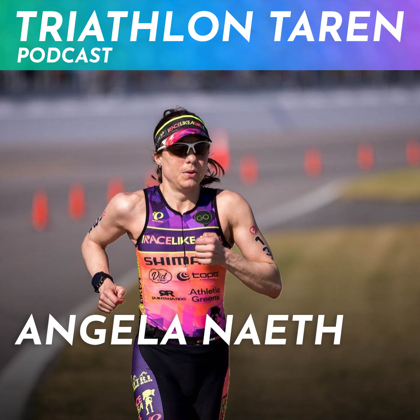 Pro Triathlete with Lyme Disease | Angela Naeth