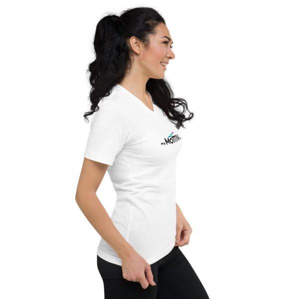UNISEX FIT MOTTIV V-Neck T-Shirt