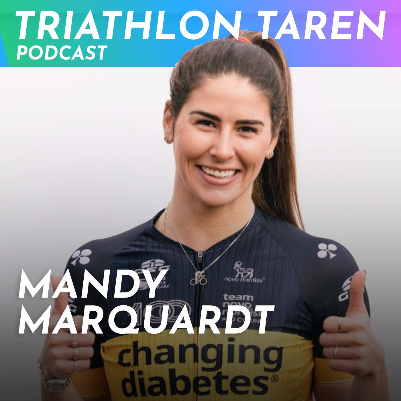 How to Compete in Endurance Sports with Diabetes with Mandy Marquardt