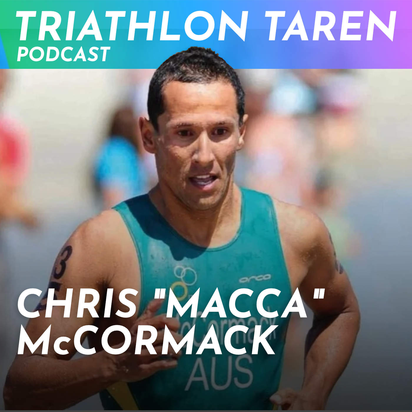 "World Champion Chris ""Macca"" McCormack on Changing Triathlon"
