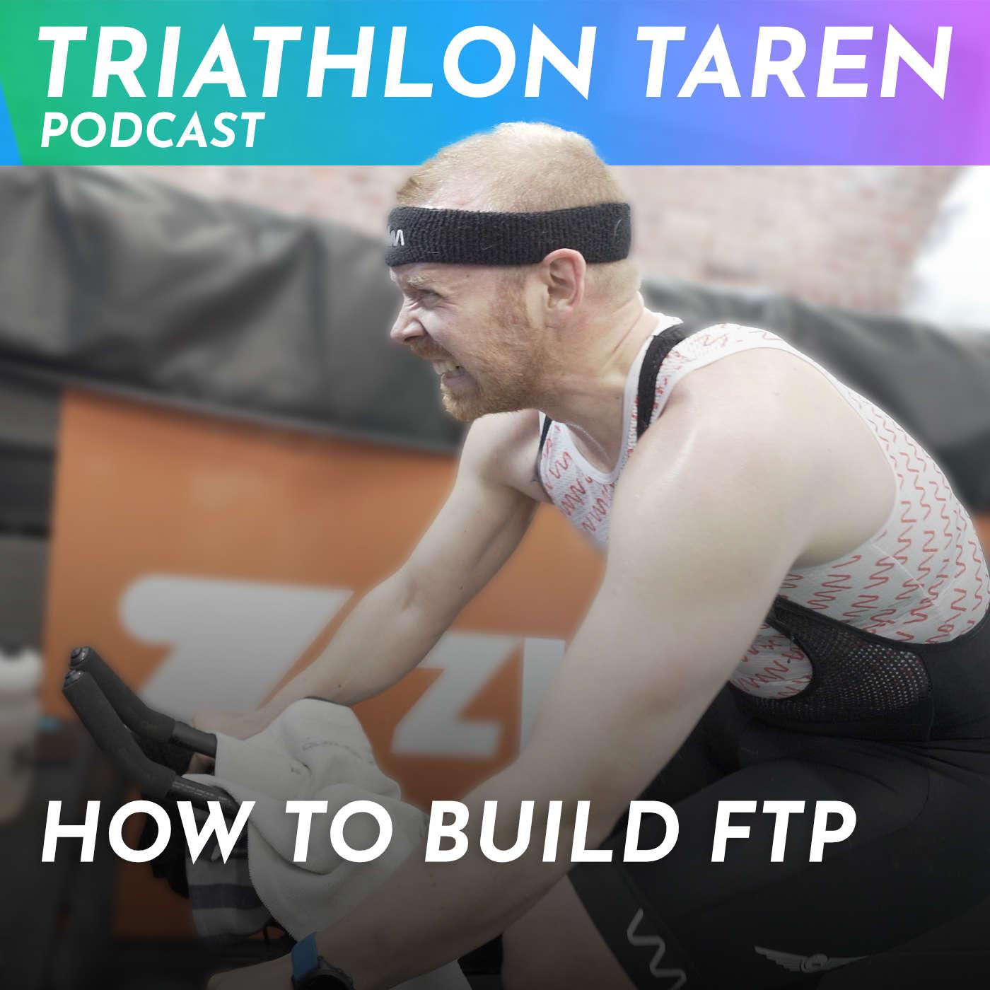 How to Increase Bike FTP