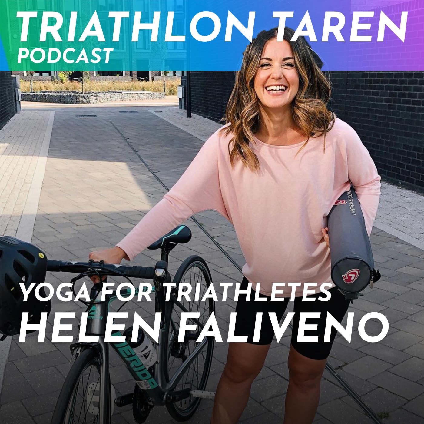 Yoga for Triathletes with Helen Faliveno