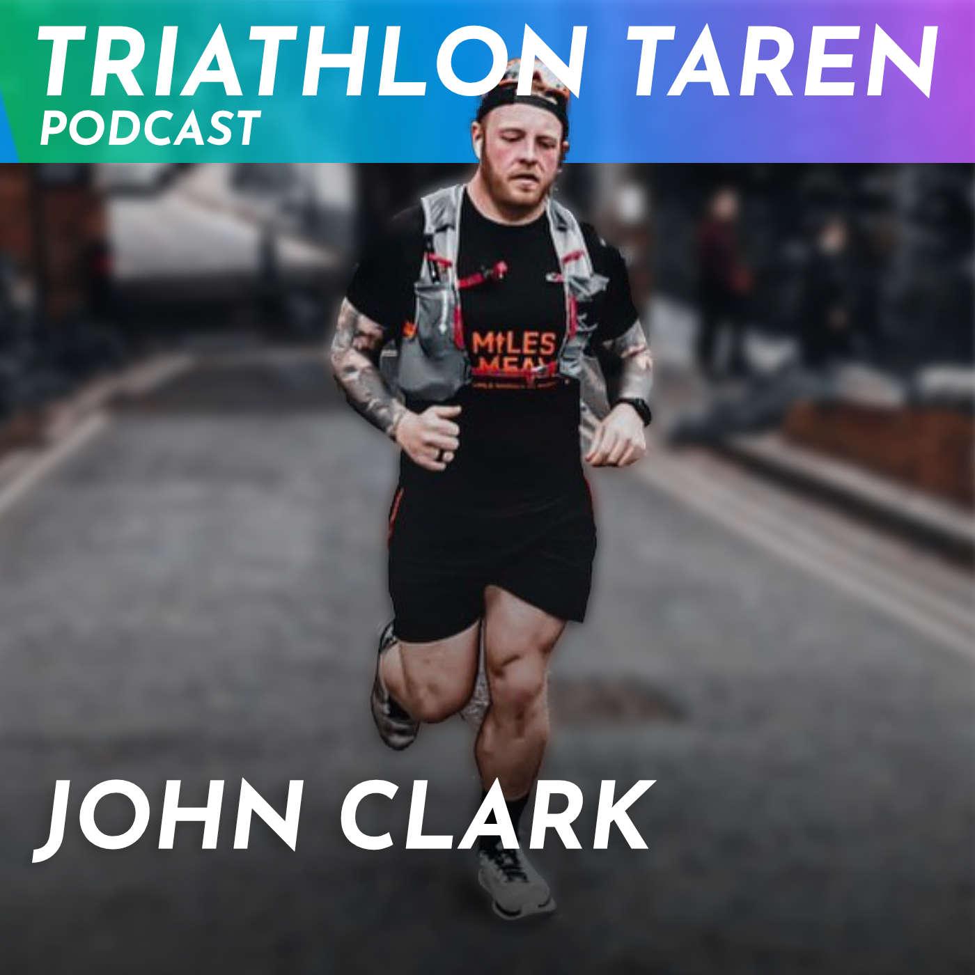 How to Build up Run Endurance with Strongman John Clark